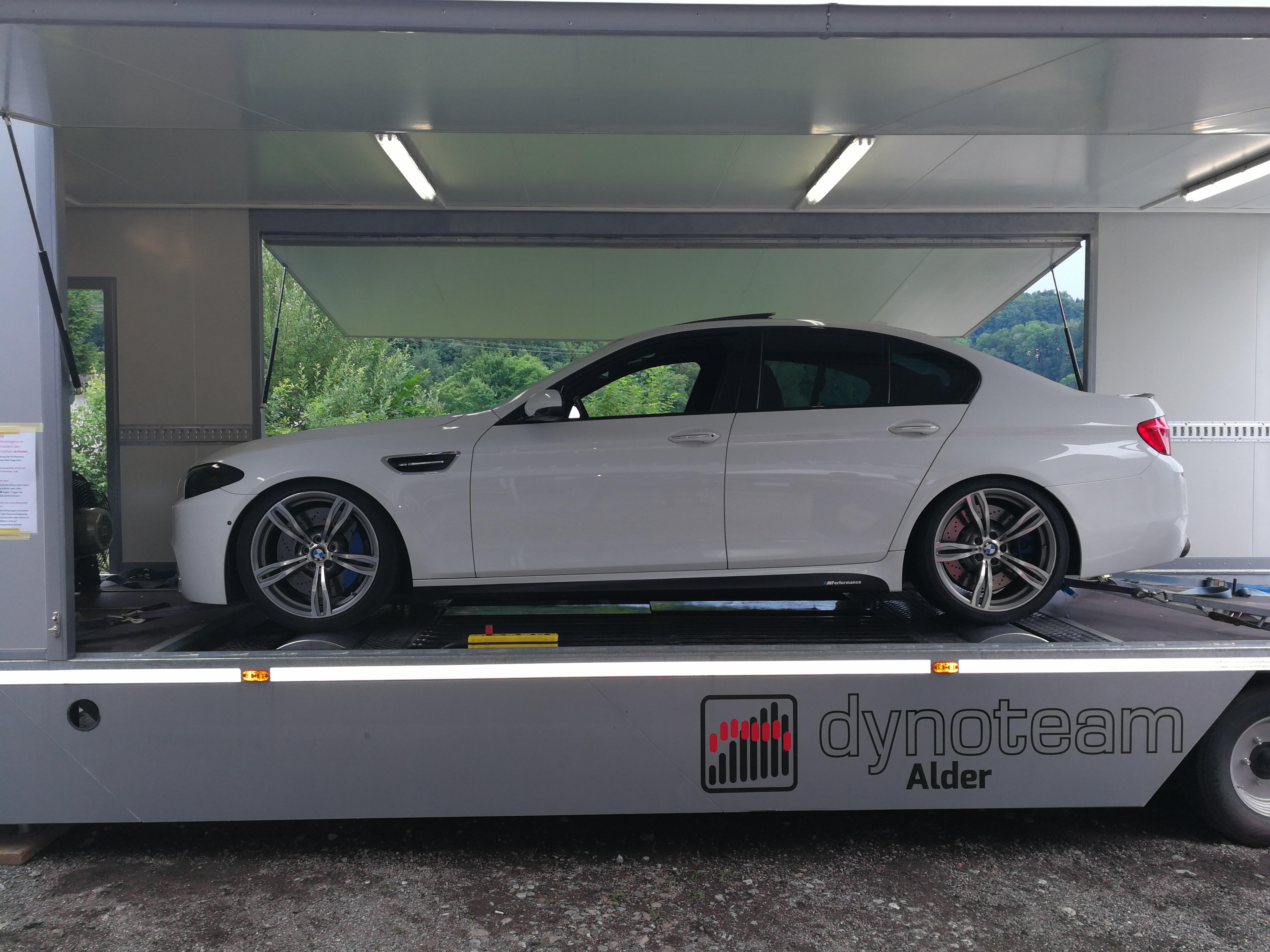 Dynoteam Alder Leistungsmessung (BMW)